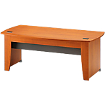 Bureau manager Jazz+ 1 820 x 910 x 740 mm Imitation aulne