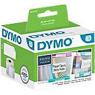 Etiquettes multi usages DYMO LabelWriter LW 32 x 57 mm Blanc   1000 Étiquettes