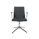 Chaise de conférence TOPSTAR Sitness Cube Anthracite