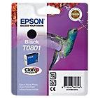 Cartouche jet d'encre Epson D'origine T0801 Noir C13T08014011
