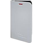 Étui de protection folio OMENEX Samsung Galaxy S6 Blanc