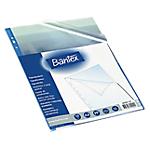 Pochettes perforées ELBA A4 Bleu 10 Unités