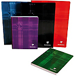 Cahier broché Clairefontaine Metric A5+ 5 x 5 Assortiment   72 Feuilles