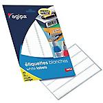Étiquettes APLI 114014 Blanc 48,5 x 25 mm 20 Feuilles de 16 Étiquettes