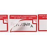 Étiquettes multifonctions APLI 115631 Blanc 36 x 59 mm 500 Unités
