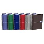 Cahier petits carreaux reliure intégrale OXFORD Office Essentials A5 Coloris aléatoire 100 Pages   50 Feuilles