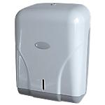 Distributeur d'essuie mains Niceday 40cm (H) x 28cm (l) Blanc