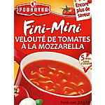 Soupe de Tomates Mozzarella PODRAVKA Tomates   18 Unités de 23 g