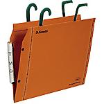 Dossiers suspendus pour armoires Esselte Orgarex TMG Orange 25 Unités