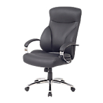 Fauteuil de direction Contact permanent WorkPro Oslo Noir
