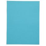 Chemises Exacompta A4 Bleu 180 g