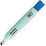 Marqueur métal Niceday GC190308 BU Ogive Bleu