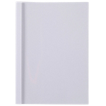 Couvertures pour reliures GBC A4 Chlorure de Polyvinyle (PVC).   Blanc   100 Unités