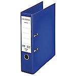 Classeur à levier Esselte Chromos Plus A4 2 anneaux 80 mm Bleu