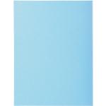 Chemises Exacompta Super A4 Bleu clair