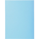 Chemises Exacompta A4 Bleu clair Carte