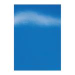 Couvertures glacées HiGloss GBC A4 Glacé Bleu   100 Unités