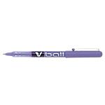 Roller encre gel Pilot V Ball 0.5 mm Violet