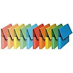 Chemise à soufflet FAST Color Line A4 Assortiment 50 Unités