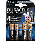 Piles Duracell Ultra Power AA