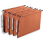 Dossiers suspendus pour armoires ELBA Orange   25 Unités
