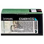 Toner lexmark c540h1cg cyan 2000