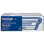Toner TN 2120 D'origine Brother Noir Noir