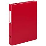 Boîte de classement Viquel DOS40 4 (H) x 24 (l) cm Rouge