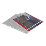 Pochettes perforées Office Depot Premium A4 Transparent   25 Unités