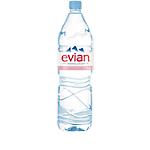 Eau minérale Evian Evian   12 Bouteilles de 15 L