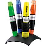 Surligneur STABILO Luminator Assortiment   4 Unités