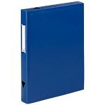 Boîte de classement Viquel 114102 04 24 x 4 cm Bleu