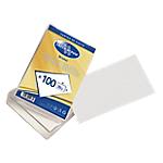 Cartes de visite Papier LA COURONNE 8,2 (H) x 12,8 (l) cm 210 g