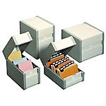 Boîte à fiches   Acco Val Rex   Classement en largeur   148 x 210 mm   blanc