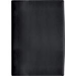 Semainier Exacompta Consultation 1 Semaine sur 2 pages 2020 Noir
