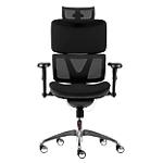 Siège de bureau ergonomique Mécanisme synchrone WorkPro Nimbus Noir