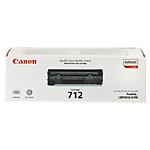 Toner Canon D'origine 712 Noir