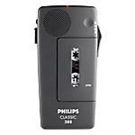 Enregistreur vocal analogique Philips Pocket memo LFH388 Noir