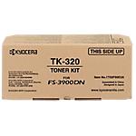 Toner TK 320 D'origine Kyocera Noir