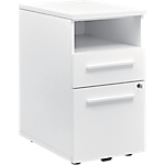 Poste de travail Gautier Office TopLine 600 x 420 x 740 mm Blanc