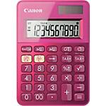 Calculatrice de bureau Canon LS 100K 10 Chiffres Rose