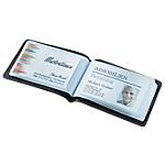 Porte cartes Sigel VZ201 40 Noir