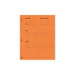 Dossier de plaidoirie Exacompta A4 Orange   25 Unités