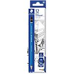 Crayon graphite STAEDTLER LUMOGRAPH 100 HB   12 Unités
