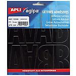 Chiffres noires pour signalisation personnalisée APLI Noir   324 Unités