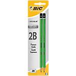 Crayon à papier BIC Criterium 550 Vert   2 Unités