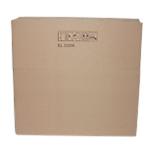 Étui d'emballage Carton ondulé 33 (H) x 25 (l) x 6 (P) cm Kraft   50 Unités