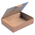 Boîte postale Carton 150 (l) x 100 (P) x 70 (H) mm Marron   50 Unités