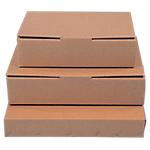 Boîte postale Carton 310 (l) x 215 (P) x 70 (H) mm Marron   50 Unités