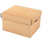 Caisse carton Carton Smurfit Kappa 435 x 350 x 257 mm Kraft